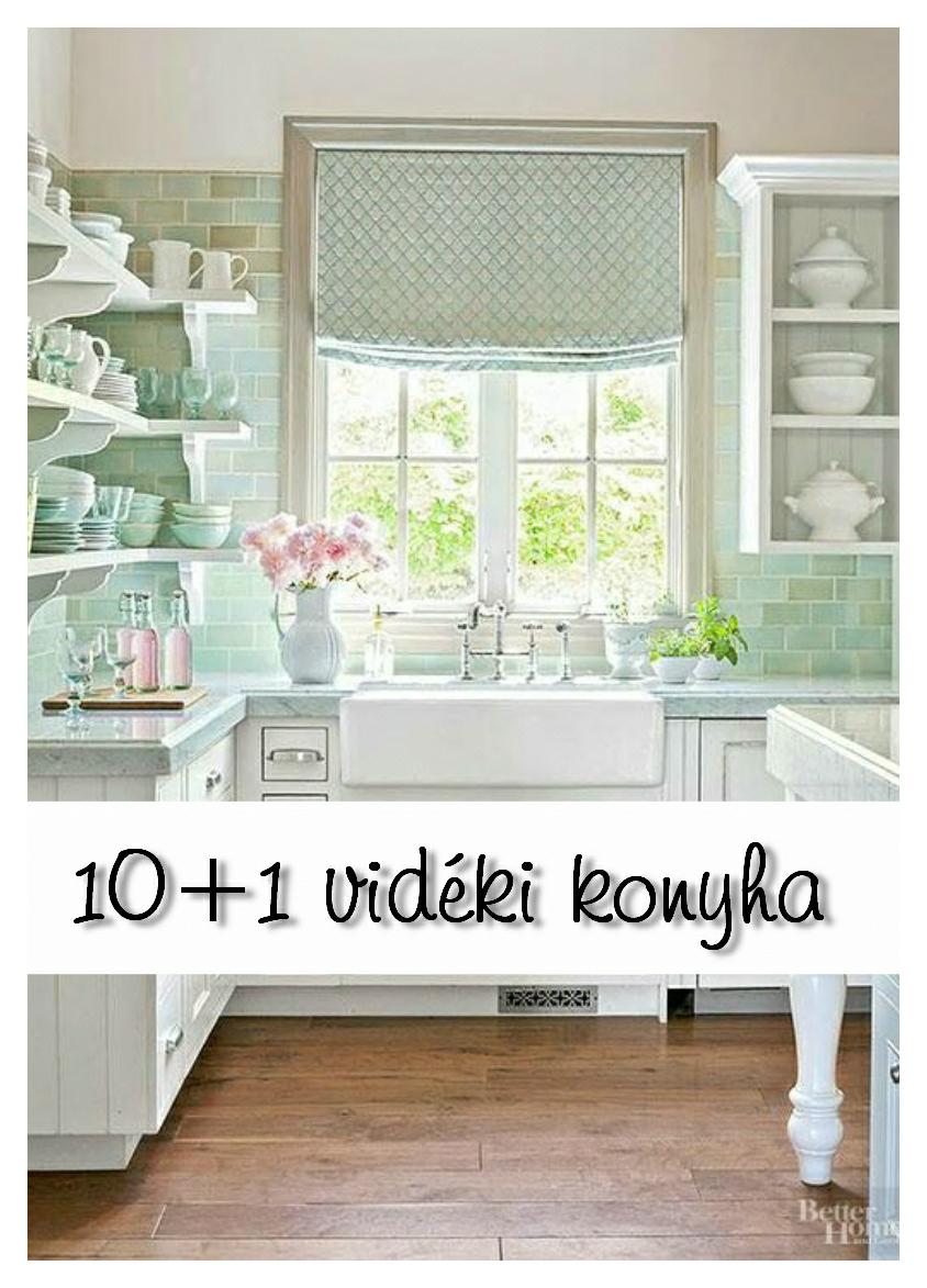 10+1 vidéki konyha, ahol szívesen elkészíteném a reggeli kávémat