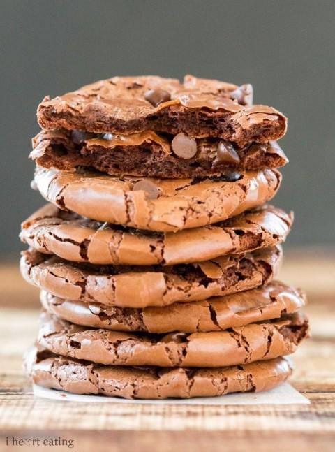 Maca Vita kávé liszt nélküli csokis keksszel