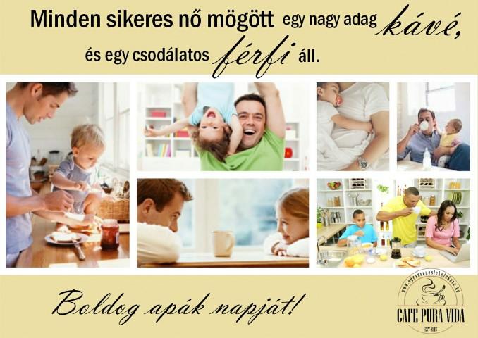 Boldog apák napját!