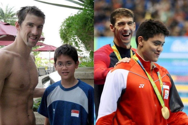 Schooling vs. Phelps